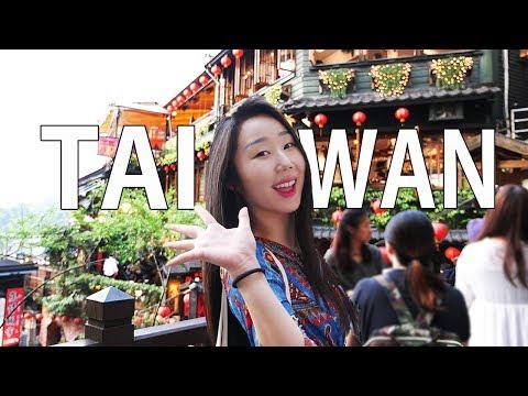 Mukbang trip to TAIWAN! (ft. Mom)