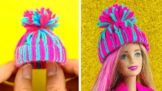 10 Clever Barbie Hacks And Crafts