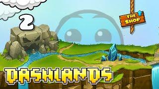 Geometry Dash World - (Dashland) Beast Mode [Walktrough #2]