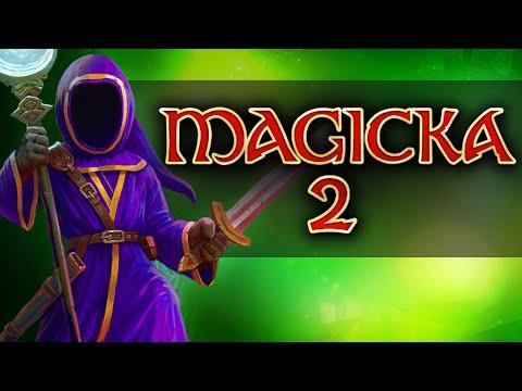 Magicka 2 #8   Duck Staff |