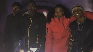 Famous Dex Coolin With P.Rico, Swagg Dinero & Fly Shawn In Chicago