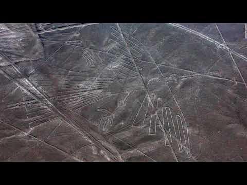 Perus Ancient Nazca Lines Damaged By Truck Driver