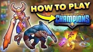Dungeon Hunter Champions Beginner