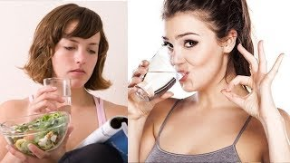Thói quen uống nước sau khi ăn  - Thói quen xấu 99% người mắc phải thumbnail