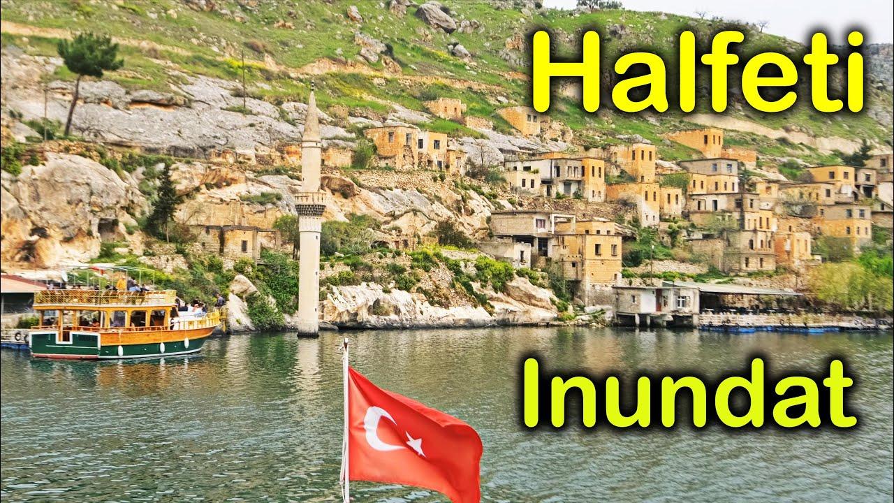Halfeti - orasul antic distrus de tehnologie
