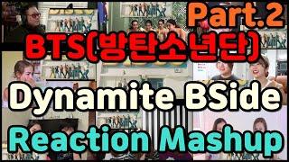 방탄소년단 - Dynamite B -Side 해외반응 모음 파트.2