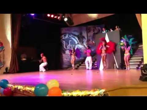 Rei Da Capoeira ´Coburg´ Premiere Colognevisions Eventagentur Tanz Bühnenss