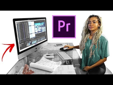 Editing My NEW SHORT FILM on ADOBE PREMIERE PRO! (Workflow 2018)