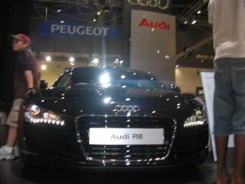 Perth Motor Show 2008