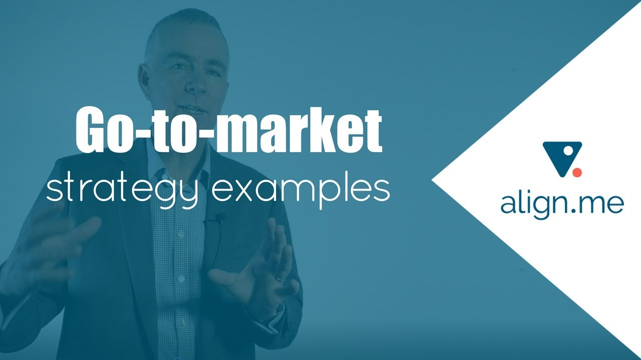 how to write a go to market plan