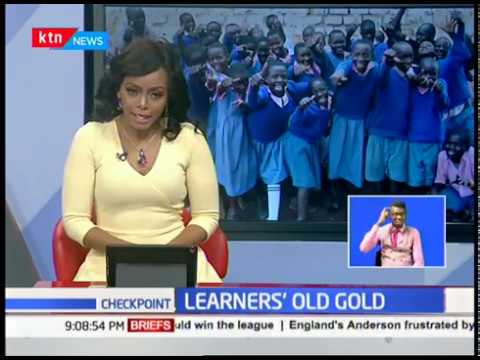 Learners Old Gold: Kenya\'s oldest practicing teacher? Paul Mainge is 82 years old