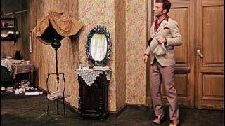 """Прекрасный мех! Мексиканский тушкан! Быть этого не может! Это шанхайский барс! """"12 стульев"""" 1971 г."""