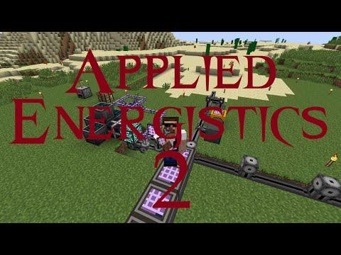 Minecraft - Poradnik - Applied Energistics 2 - Pierwsze kroki