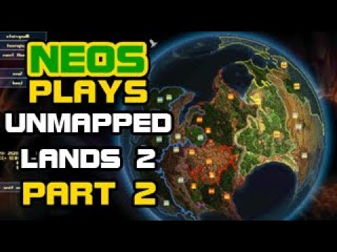 Neos Plays Cortex Command: Unmapped Lands 2 #2 - Building An Empire!