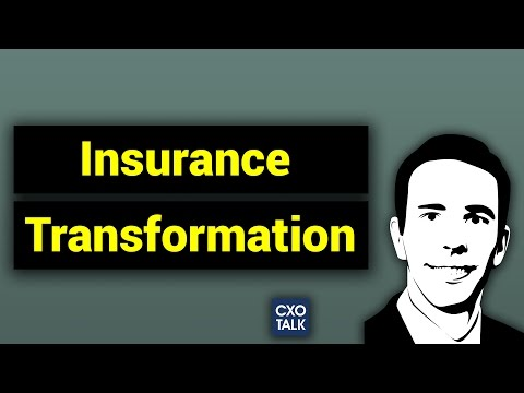 Digital Transformation in the Insurance Industry at Swiss Re