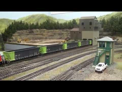 LVN PART 3: COAL TRAIN OPS : FACING MOVES