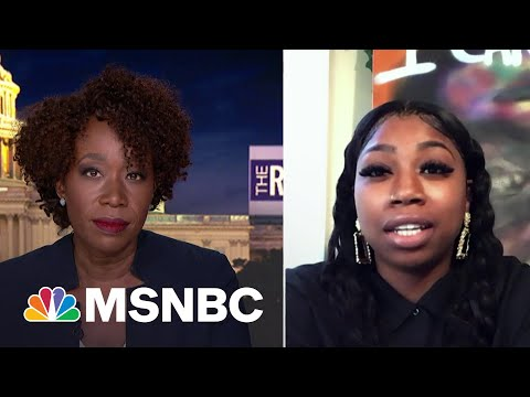 Bridgett Floyd On Chauvin Trial: This Was Intentional And We Will Get Justice   The ReidOut   MSNBC