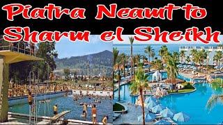 Piatra Neamt,Romania to Sharm el Sheikh,Egypt - Egypt,Jordan,Israel ep1- travel video calatorii vlog