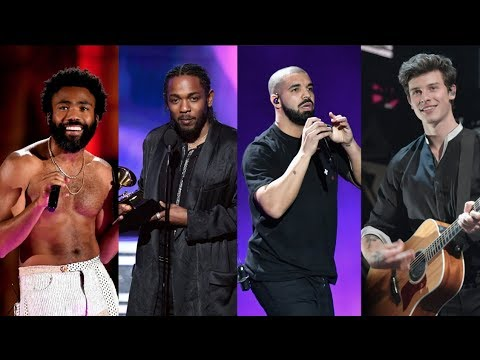 SWIFTY SNUBBED: Gambino, Kendrick, Drake and Mendes make Grammy noise! Mp3