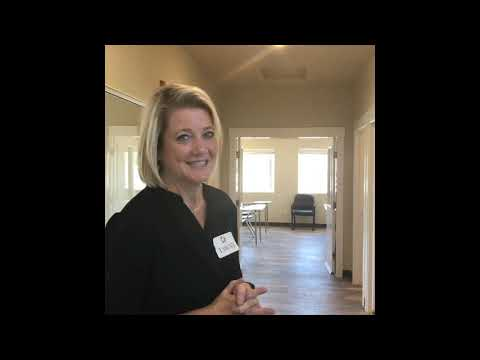 Live tour of new academic and clinical building at Moonridge Academy