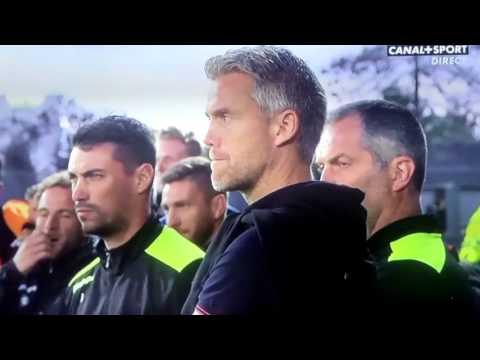 Laval vs Fc Lorient tir au but