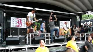 Every Time I Die - Typical Miracle - Warped Tour - PNC Holmdel, NJ - 07.13.12