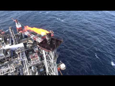 Cyberhawk Offshore UAV Inspection