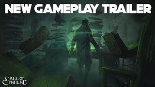 Call Of Cthulhu: The Official Video Game | Gameplay Trailer | PS4, Xbox One & PC