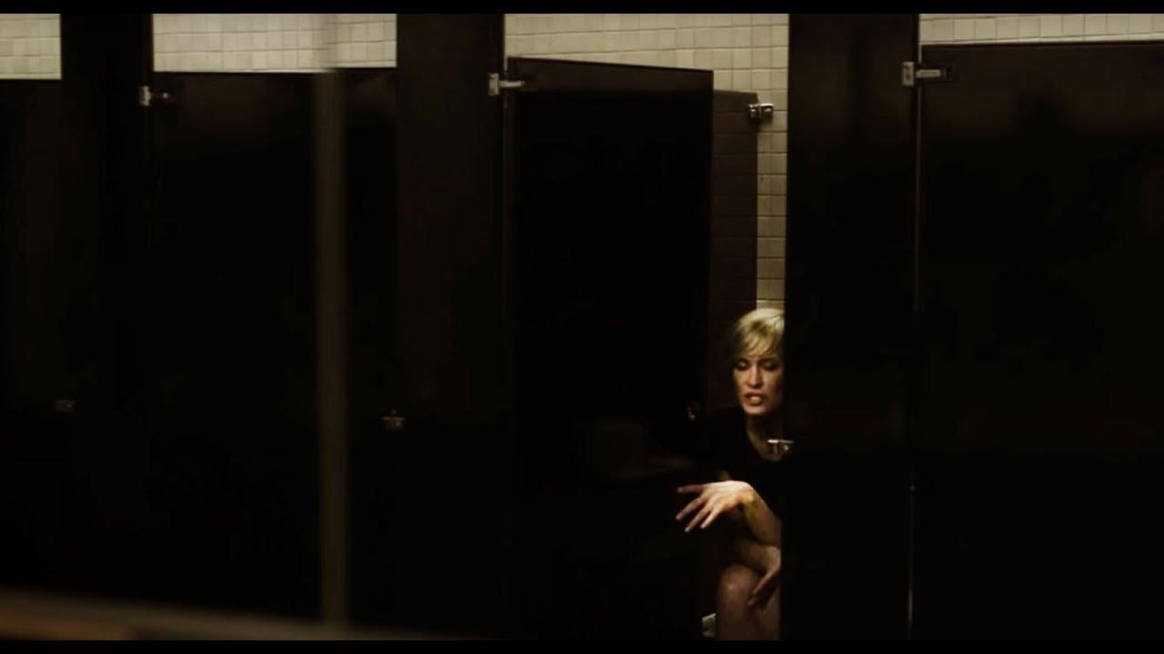 Claire underwood bathroom scene youtube for Bathroom scenes photos
