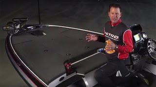 NITRO Boats: 2017 Z19 EXTENDED Introduction with Kevin VanDam, Edwin Evers, and Rick Clunn