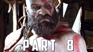 GOD OF WAR Walkthrough Gameplay Part 8 - SOUL EATER God of War 4