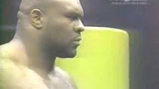 Bob Sapp Vs Butterbean (Sumo Contest)