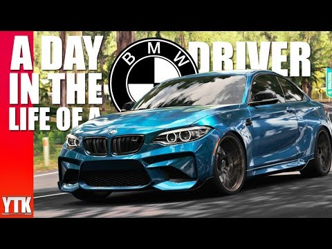 A Day in the Life of a BMW Driver
