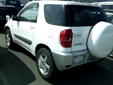 Used Rav 4 >> TOYOTA RAV4 3-DOOR MANUAL - YouTube