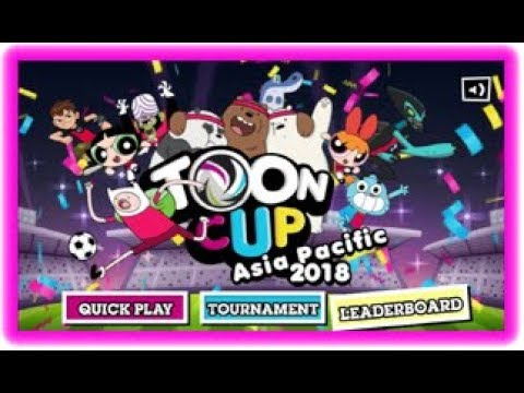 WE BARE BEARS - TOON CUP ASIA PACIFIC 2018 - WE BARE BEARS GAMES - Cartoon Network Games