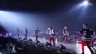 141231 Fuji TV-SS6 in Tokyo-From U(Live)