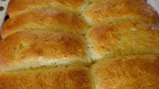 Пирожки сдобные в духовке воздушные и очень вкусные рецепт моей бабушки