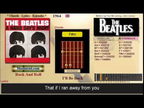 The Beatles - I'll Be Back #0429