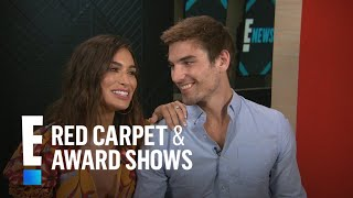 Ashley Iaconetti & Jared Haibon Have Babies on the Brain! | E! Red Carpet & Live Events