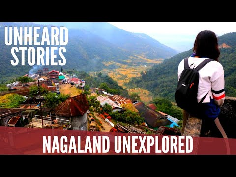 NAGALAND Tourism l Kohima, Khonoma, Dimapur l North East India Trip l