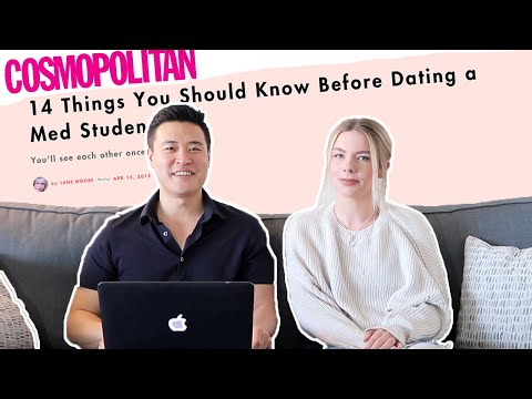 RELATIONSHIPS IN MED SCHOOL - How To Make Them Work! from YouTube · Duration:  9 minutes 26 seconds