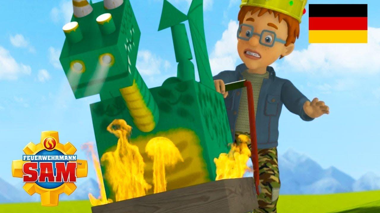 Feuerwehrmann Sam Deutsch Neue Folgen   Norman kennt sich aus 🚒 Beste Rettet   Cartoon fur Kinder