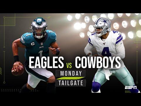 Philadelphia Eagles vs Dallas Cowboys Monday Night Football preview  Monday Tailgate