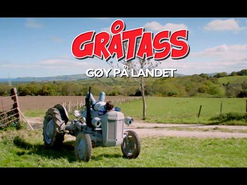 Gråtass - Gøy På Landet - Trailer