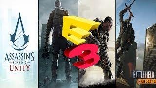 Лучшие игры E3!