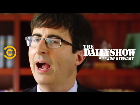 The Daily Show - Gun Control Whoop-de-doo