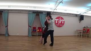 Урок 68. Танго. Приставка.