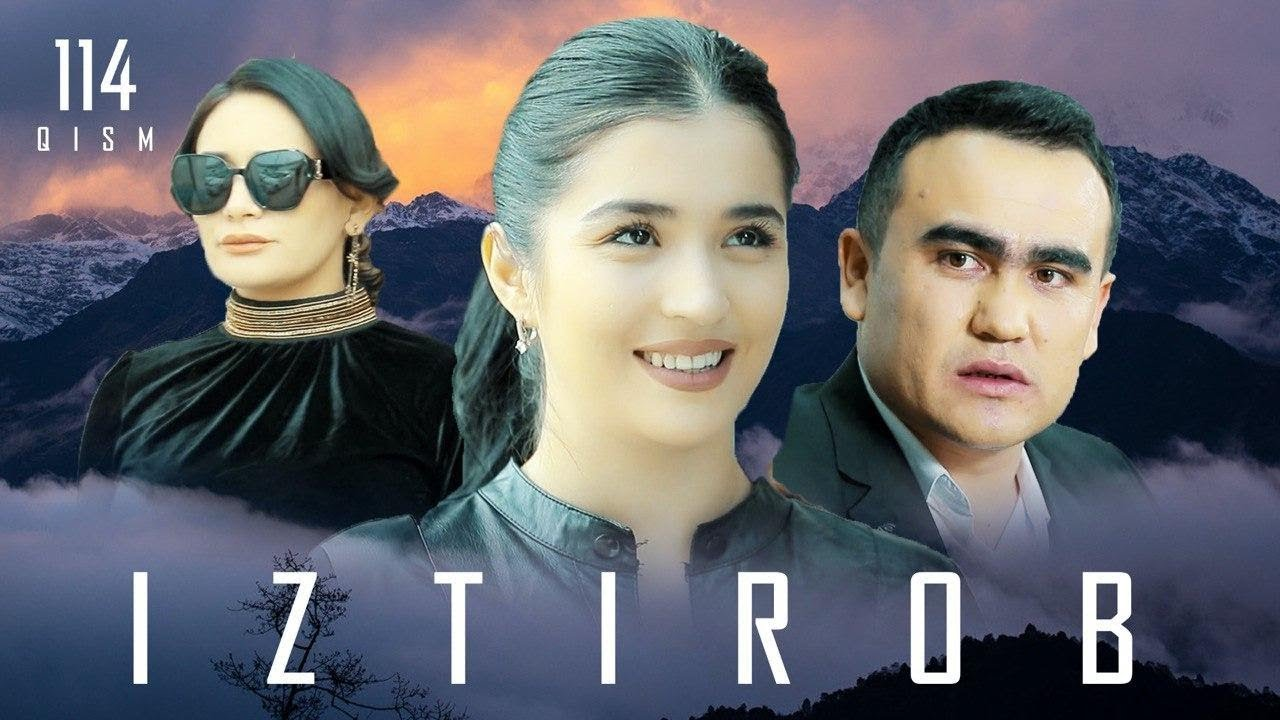 Iztirob (o'zbek serial) | Изтироб (узбек сериал) 114-qism