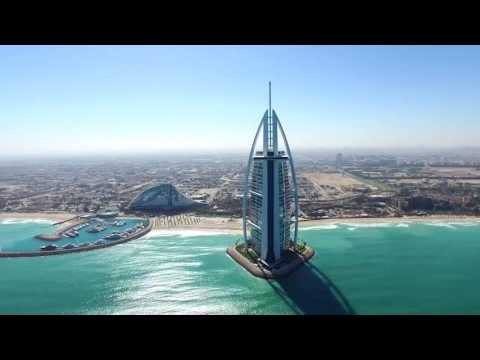 Travel and Explore Dubai from Above | Travel Vlog
