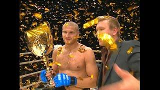 KSW Free Fight: Jan Błachowicz pokonuje trzech rywali i wygrywa KSW Eliminacje